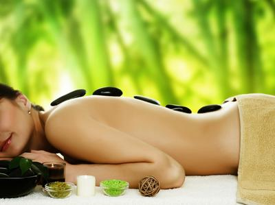 Hot Stone Massage Clearfield