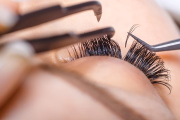 Lash Extensions in Clearfield